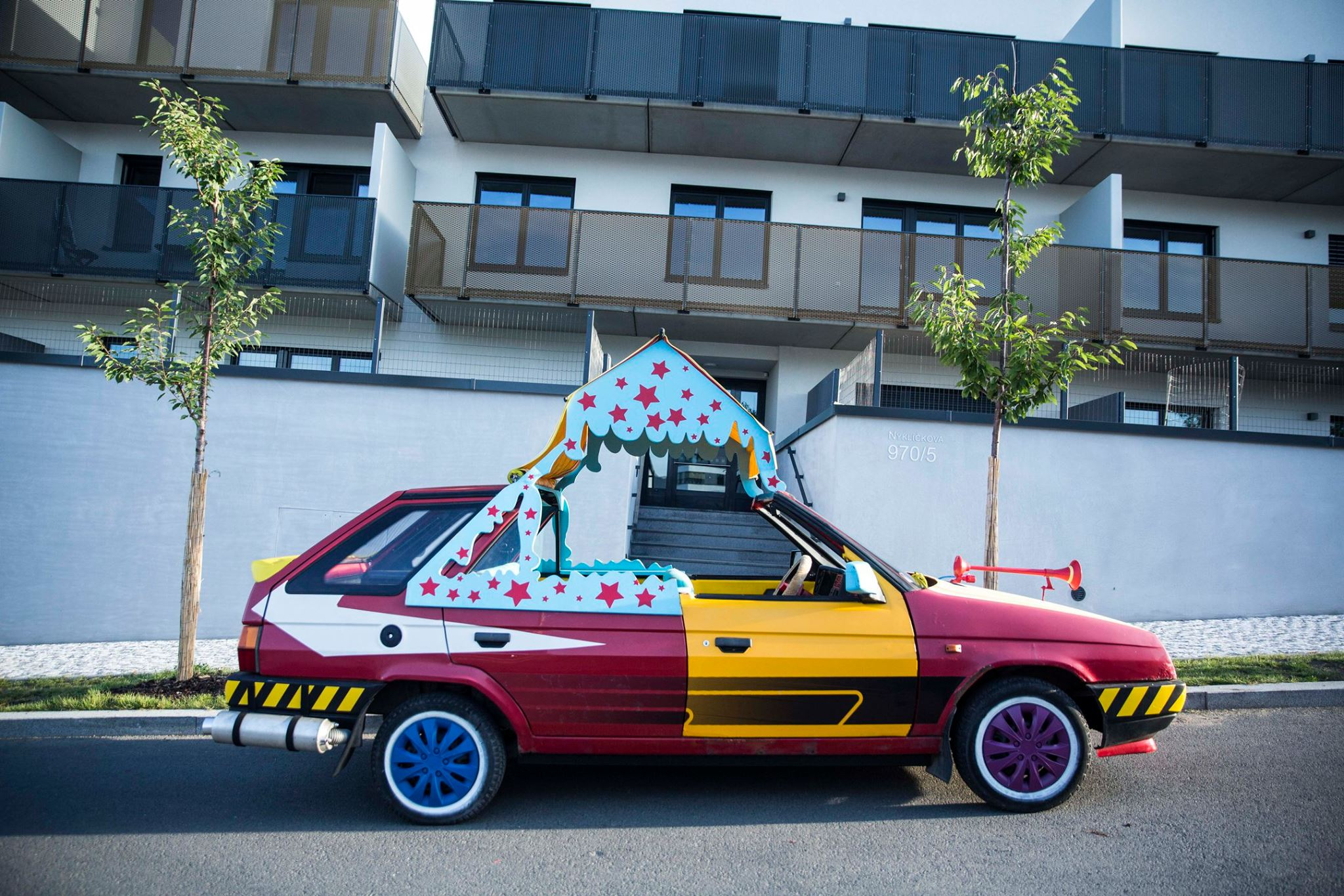 Audi Clowns / Art director: Jiri Karasek