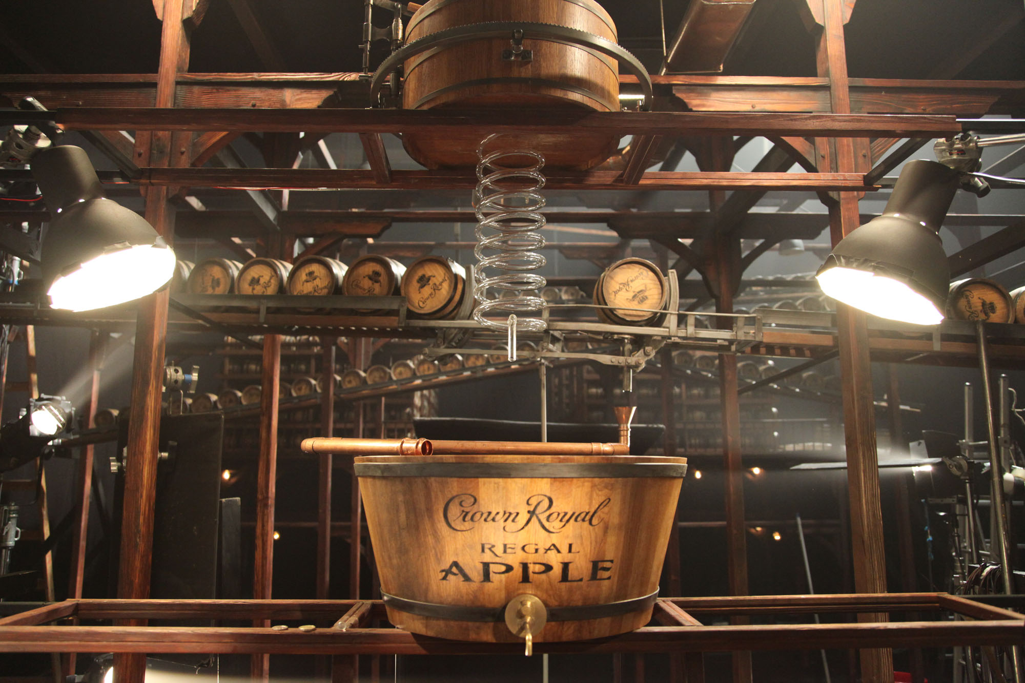Crown Royal / Production Designer: Jiri Karasek